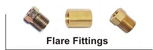 Flare Fittings
