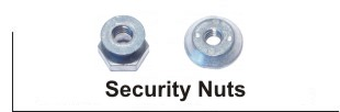 Security Nuts