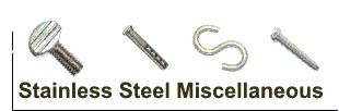 Stainless Steel Miscellaneous