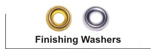 Finishing Washers