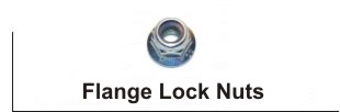 Flange Lock Nuts