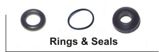 Rings and Seals