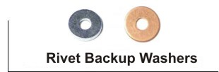 Rivet Backup Washers