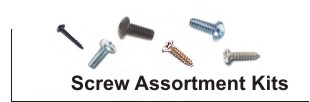 Screw Assortment Kits