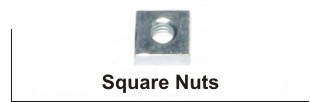 Square Nuts